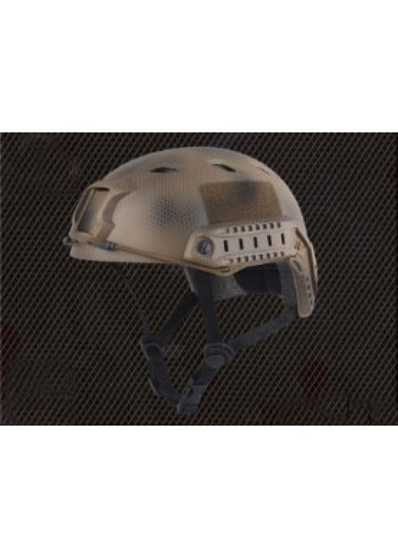 Hot sell ABS Material FAST Helmet  BJ style