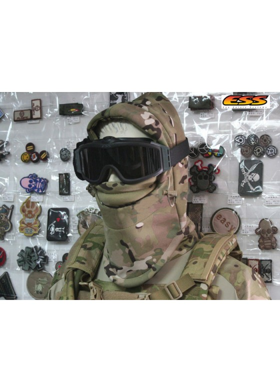 Wolf Slaves ESS Fan Anti-fog Glasses Military Safety Goggles