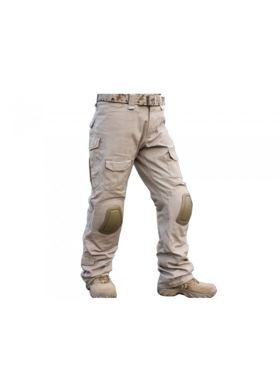 Combat PantsWith Knee Pads
