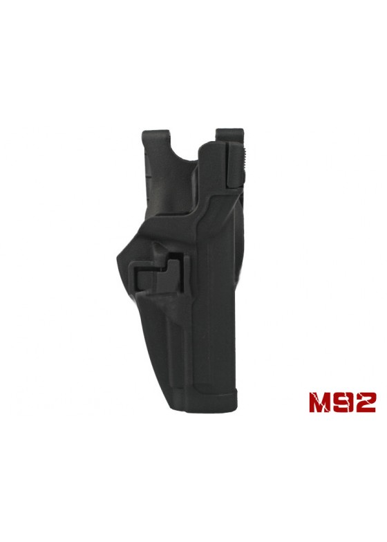 Tactical SERPA Style Auto Lock Holster For M92