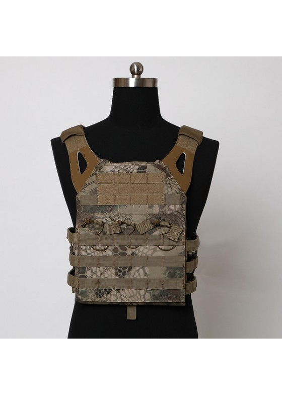 VT390 Combat Molle Vest Adjustable Military Police Vest