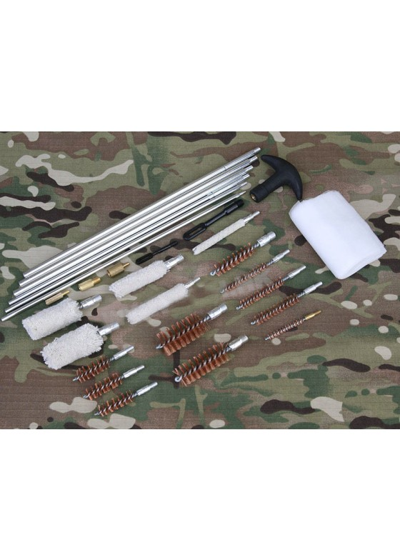 Wolf slaves Tactical Military gun barrel cleaning Set 02