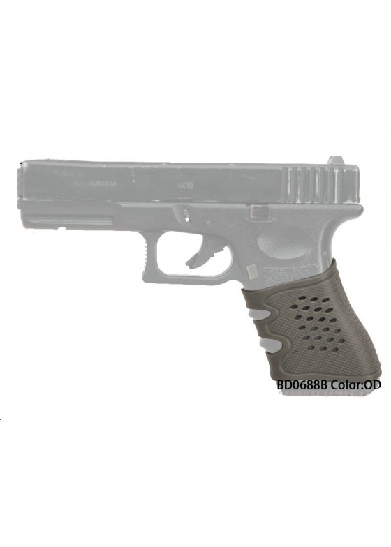 Plastic BD Tactical Non-slip Foregrip Glock Combat Foregrip