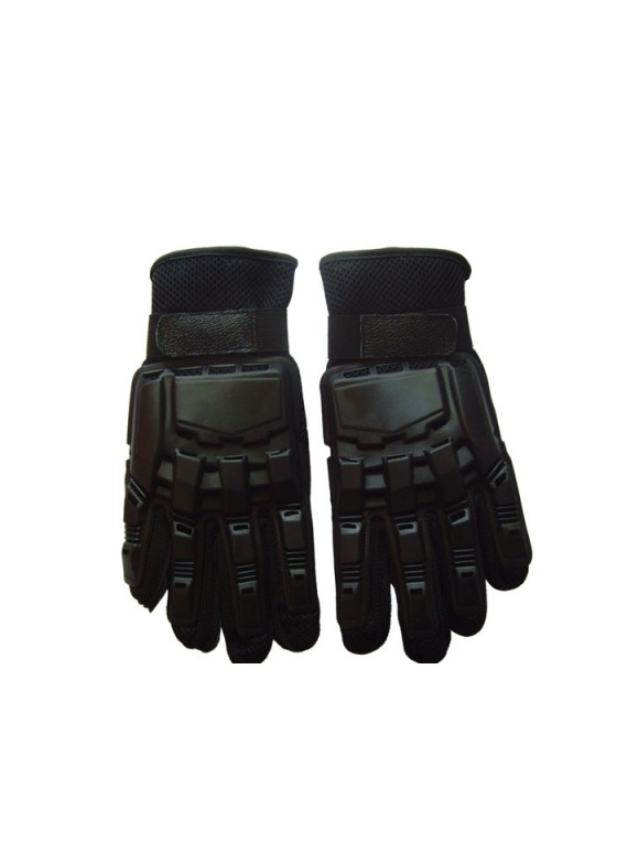 SWAT Full Finger Airsoft Paintball Tactical Gear Attack Gloves