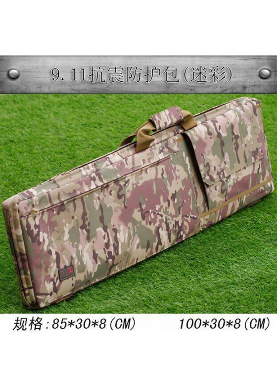 9.11 Tactical Shockproof Gun Bag 100cm Rifle Bag
