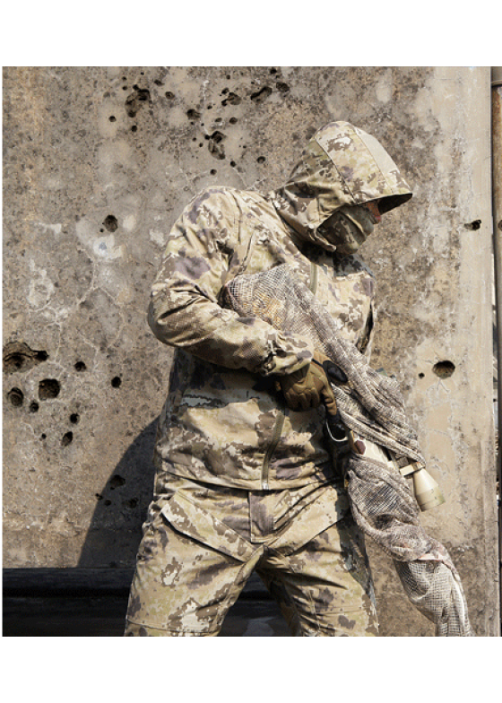 Wolf slaves kryptek Camo falcon Tactical pants