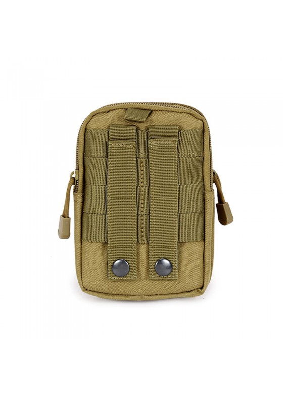 The 7 Area Military Tactical Bag Molle Waist Bag Small Pouch