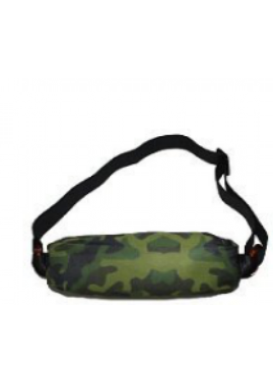 1000D Nylon tactical waist bag sporting bag Woodland camo