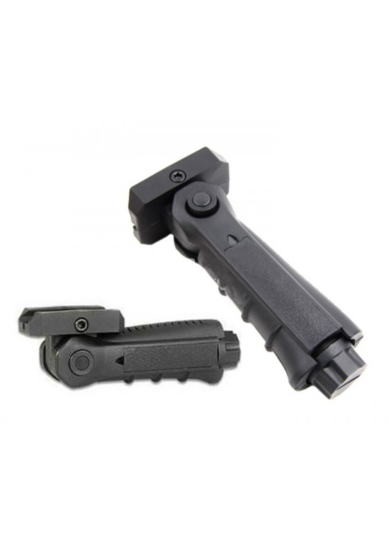 UTG MOD II Tactical QD Foregrip Grip With Pressure Switch Pouch