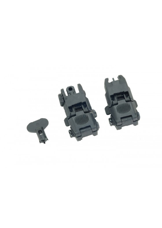 MAGPUL MBUS Gen2  Back-Up Front & Rear Sight  With Key