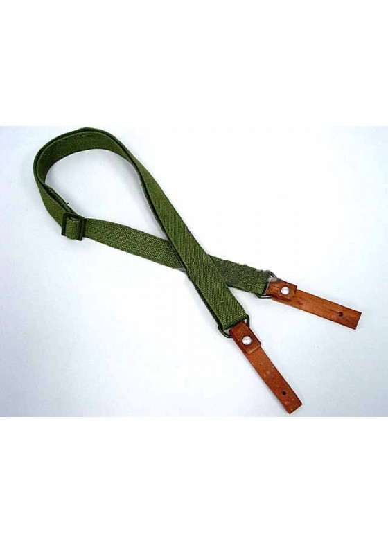 Leather Hook AK 2-Point Rifle Sling Belt