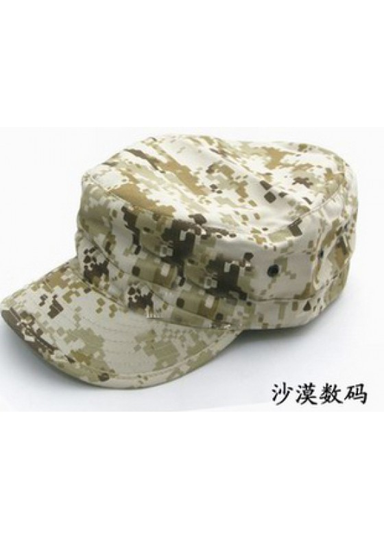 Army Camouflage Cap Military Soldier Combat Hat Sport Cap