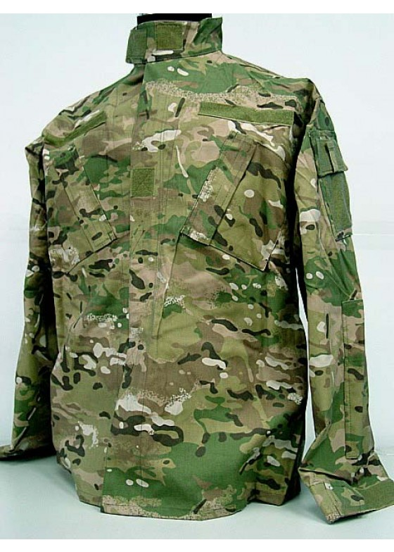 Special Force Combat Uniform