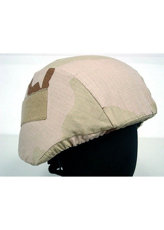 Tactical Helmet Cover Type B-Desert camo