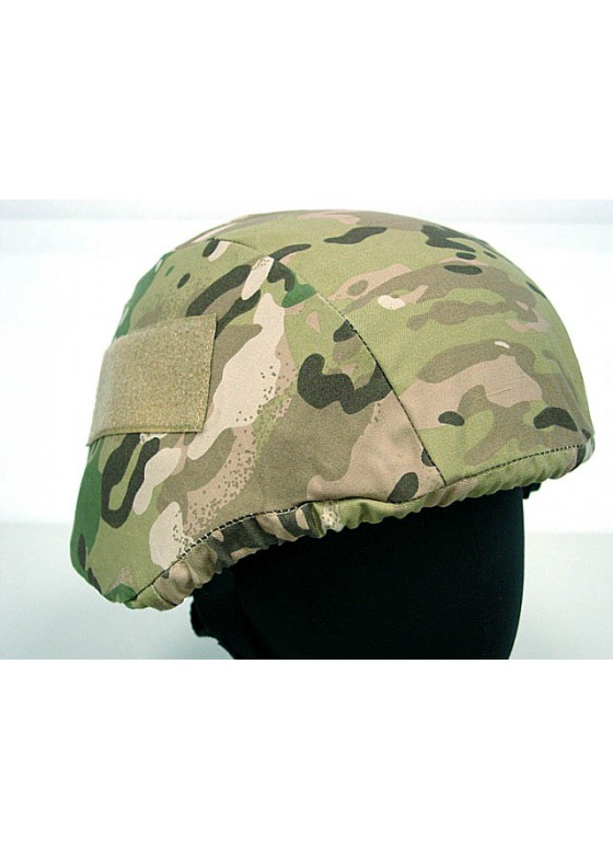 MICH 2000 ACH Tactical Helmet Cover Type B-Multi Camo