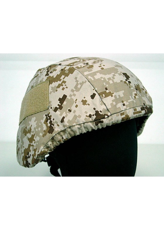 MICH 2000 ACH Tactical Helmet Cover Type B-Digital Desert Camo