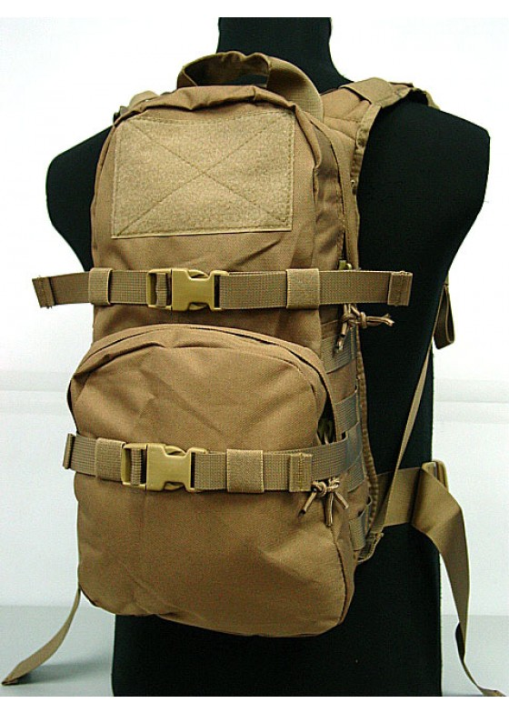090 Tactical Utility Molle 3L Hydration Water Backpack