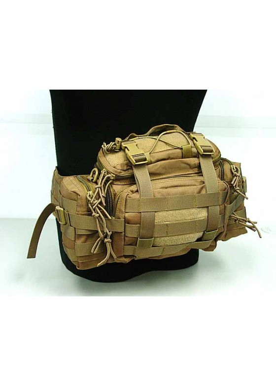 Molle Utility Gear Assault Waist Pouch Bag Type 100