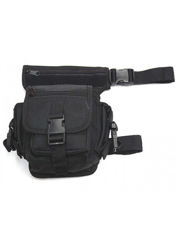Multiple Use Drop Leg Utility Waist Pouch Carrier Bag