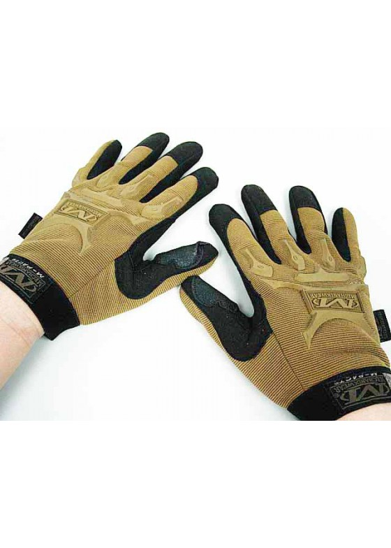 Full Finger Airsoft Tactical M-Pact Style Gloves