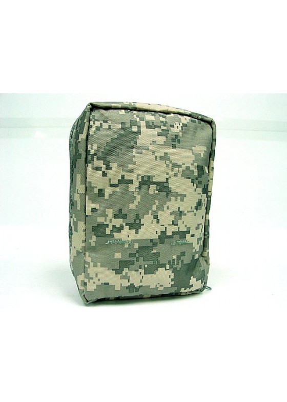 Wolf Slaves Molle Medic First Aid Pouch Bag