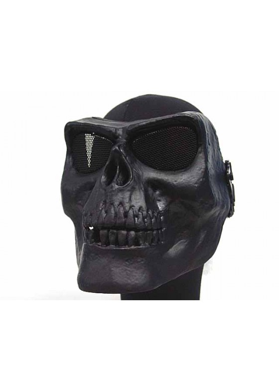 Airsoft Skull Skeleton Full Face Protector Mask