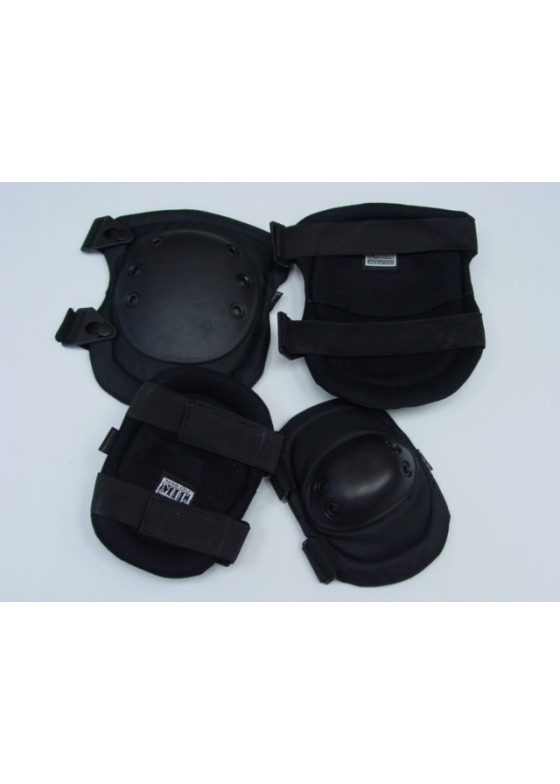 Protectived Pads MILL FORCE Advanced Tactical Knee & Elbow Pads