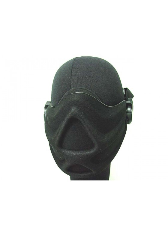 Army Light Weight Neoprene Hard Foam Half Face Mask