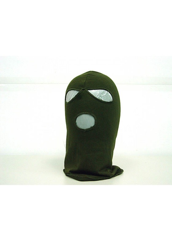 SWAT Balaclava Hood 3 Hole Head Face Mask B Protector