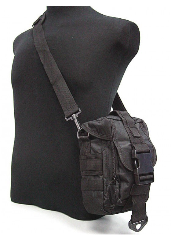 Molle Shoulder Bag Tools Mag Drop Pouch + Army Bag