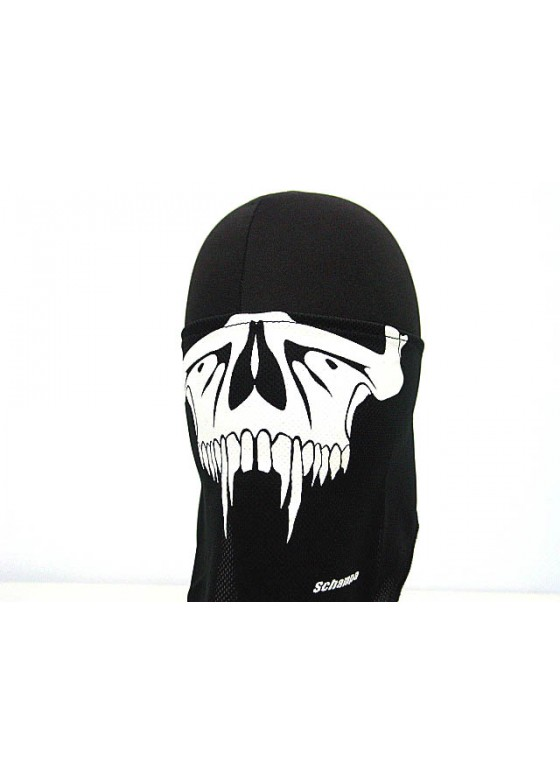 Bandana Skull Half Face Mask Protector Paintball Triangular Scarf