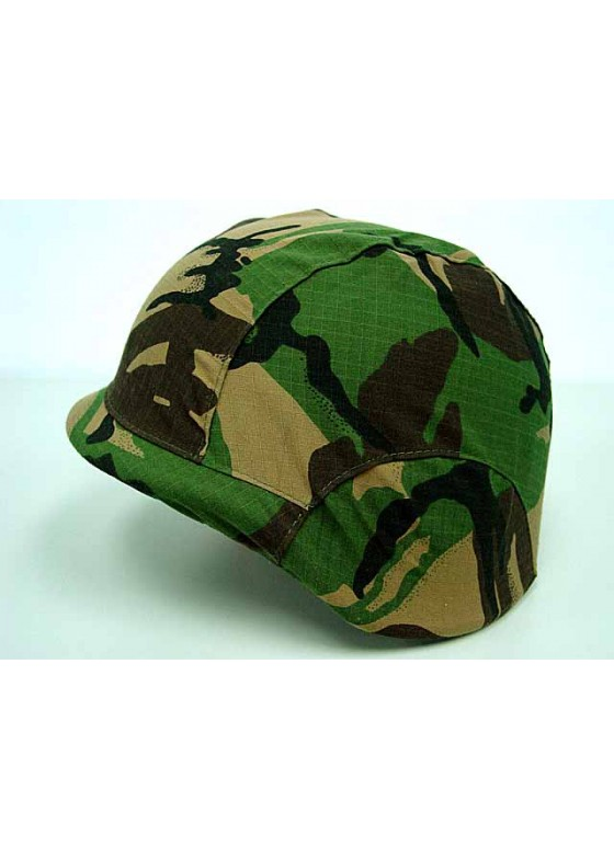 M88 PASGT Tactical Helmet Cover-British DPM Camo