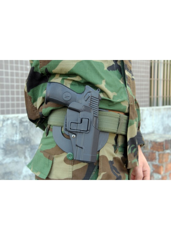 Cold-resistant Chinese 92 Pistol Combat  Holster