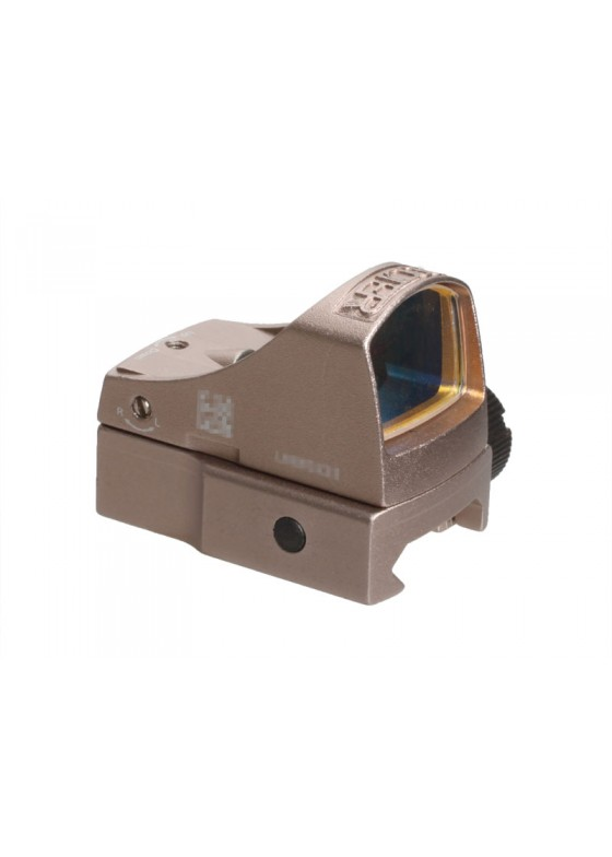 Docter Red Dot Ruggedized Miniature Reflex Sight HY9209 Gold Color