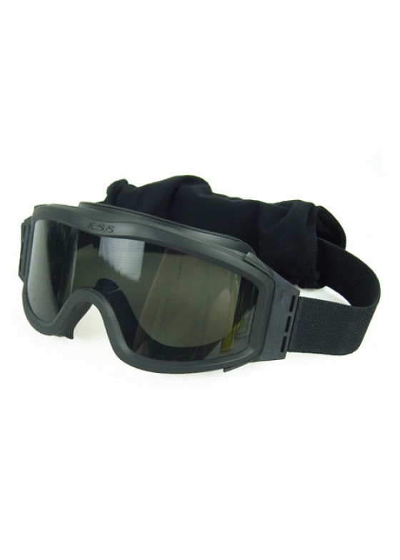 Tactical Military Protective ESS Goggles Safety Glass Eyewear for Paintball Hunting Shooting