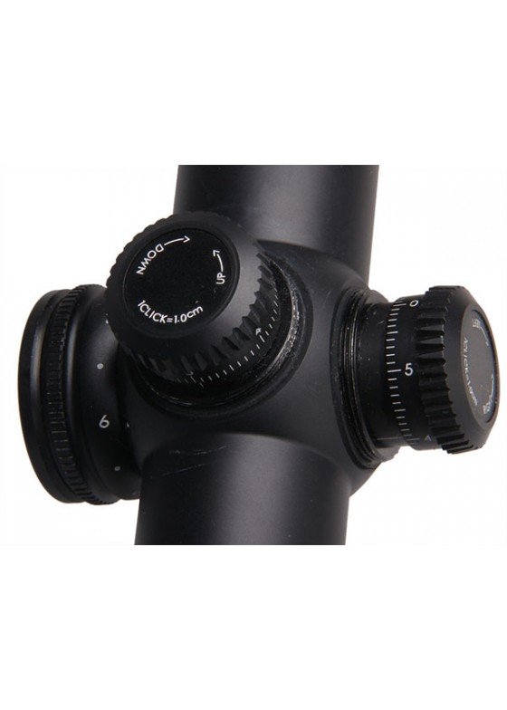 Tactical Rifle Scope HY1261 WEAVER EU 3-15X56