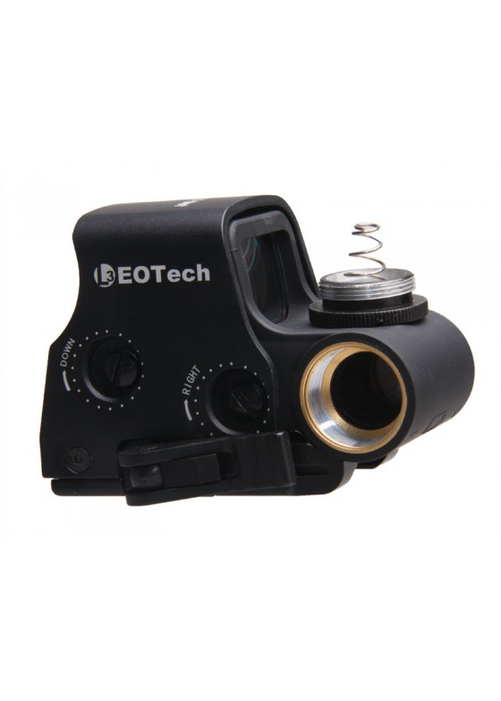 Tactical RifleScope HY9037 556 CQB T-DOT Holographic Sight in Black with Graphic Box RifleScope