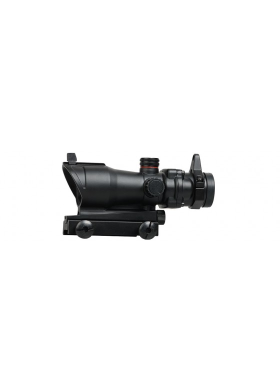 Tactical Rifle Scope HY9058 ACOG 1X32HD-2A B Rifle Scope with mechanical aim point