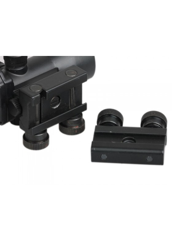 Tactical Rifle Scope HY9066 ACOG 1X25HD-3 Mini Style
