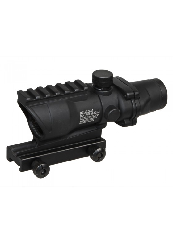 Tactical RifleScope HY9174 ACOG Type GL 4X32 RifleScope with Rail