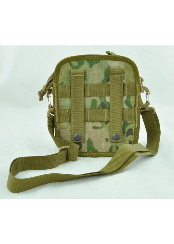 MOLLE Tactical Military Sling Bag Shoulder Bag