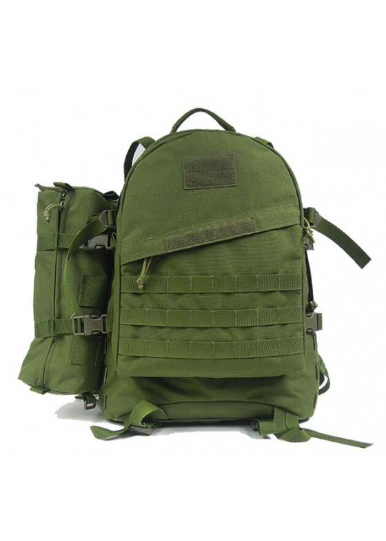 1000D Molle AIII 3D Backpack With Extra Pack/Small Bag 8009#