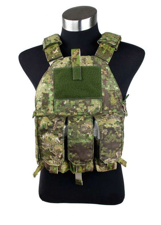 New Arrival Military 94K M4 Tactical Vest Wtih 3 Mag Pouches