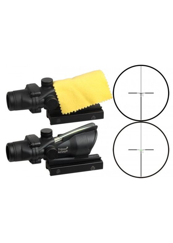 Tactical RifleScope HY9114 ACOG 4X32 RifleScope
