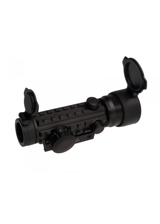 Tactical Riflescope Three Side Rail 2X42MM Red Dot Sight HY9016