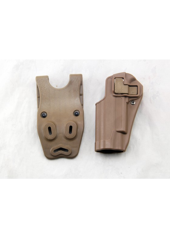 Tactical Blackhawk Under Layer Waist Gun Holster For P226 Left Hand
