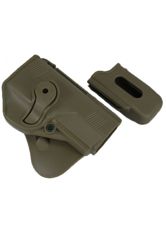 Tactical IMI Style Beretta PX4 RH Pistol Paddle Holster