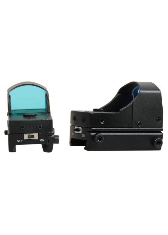 Tactical Ruggedized Miniature Reflex Sight HY9041e