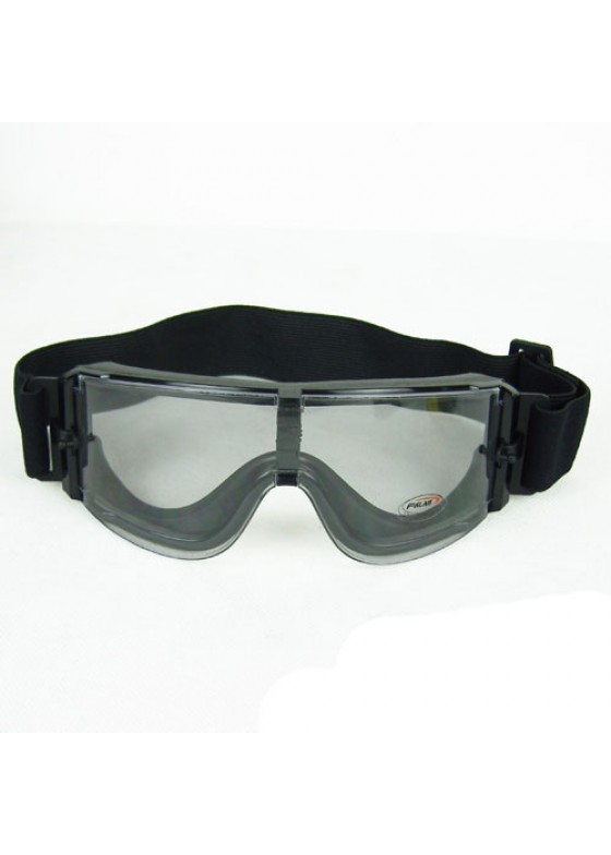 Airsoft X800 Tactical Sunglasses Glasses Goggles GX1000 Black 3 Lens