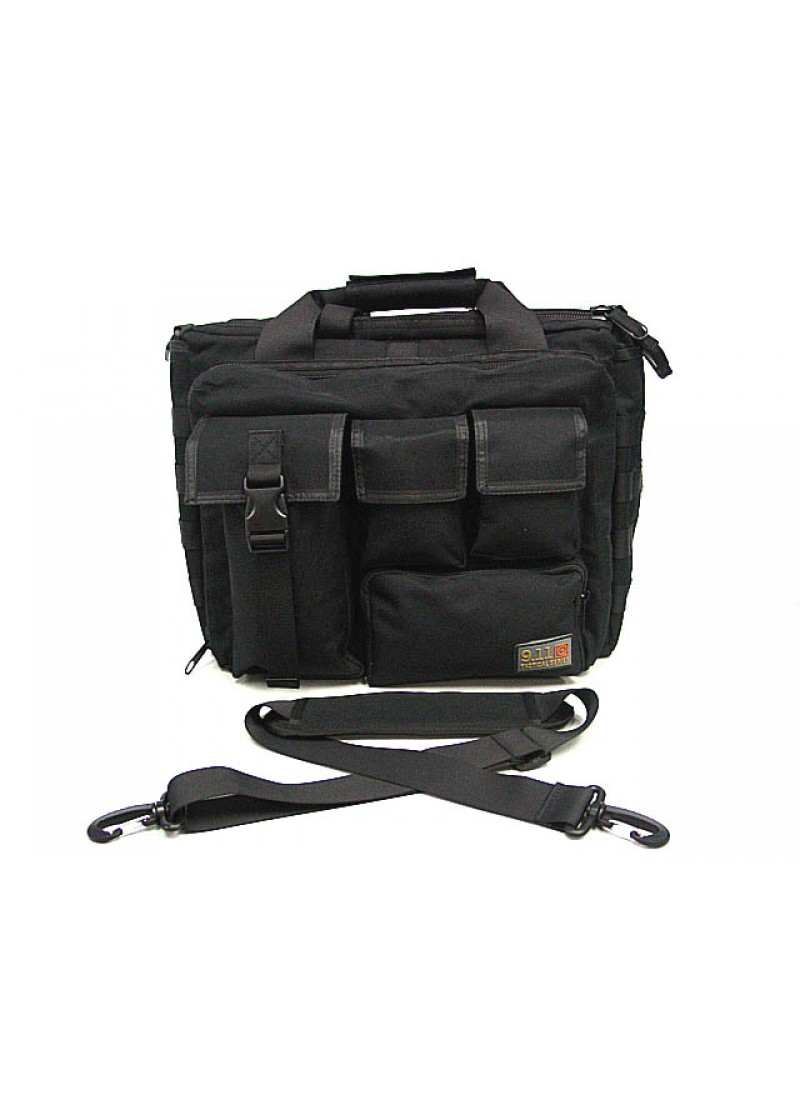911 Laptop Bag Airsoft Tactical Shoulder Pistol Case